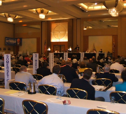 The 2006 Spring Convention of the Maryland Republican party.
