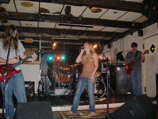 The band Semiblind rocking Coyote's back on September 21.